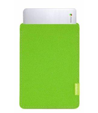 Google Chromebook Sleeve Bright-Green