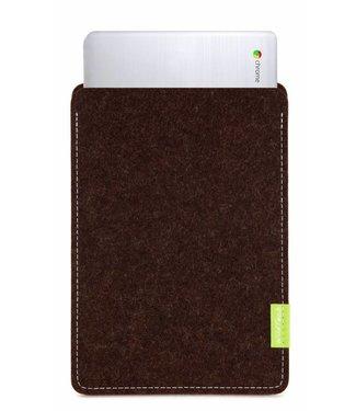 Google Chromebook Sleeve Truffle-Brown