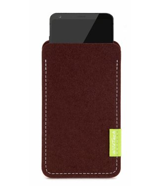 LG Sleeve Dark-Brown