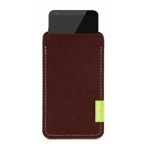 LG Sleeve Dark-Brown