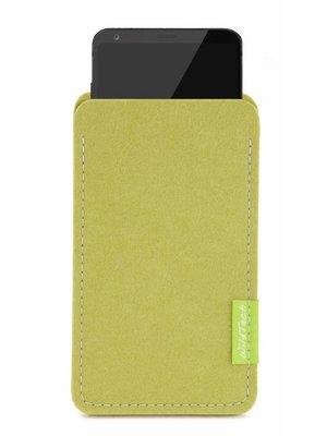 LG Sleeve Lime-Green