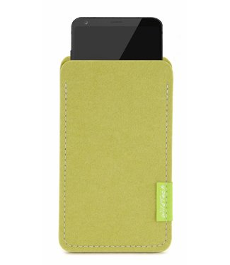 LG Sleeve Lindgrün