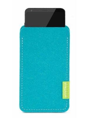 LG Sleeve Turquoise