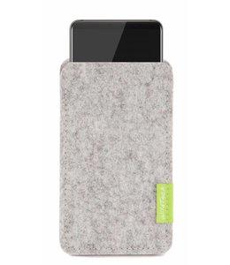 Huawei Sleeve Hellgrau