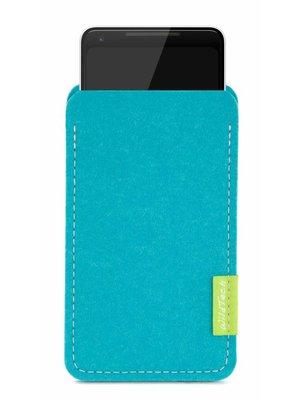 Google Pixel Sleeve Turquoise