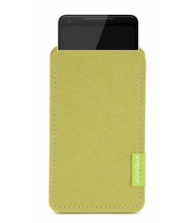 Google Pixel Sleeve Lime-Green