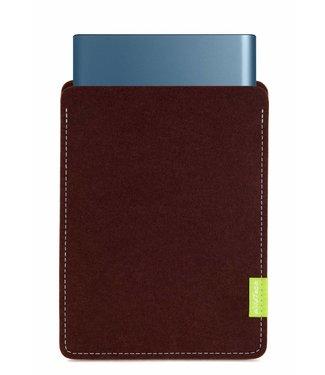 Samsung Portable SSD Sleeve Dunkelbraun