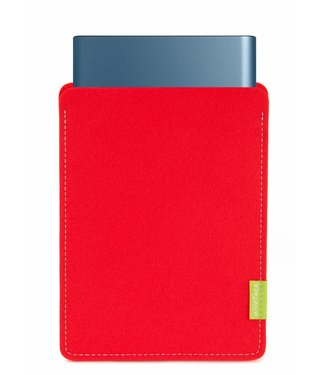 Samsung Portable SSD Sleeve Bright-Red