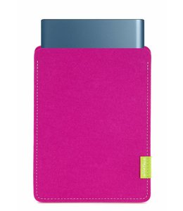 Samsung Portable SSD Sleeve Pink