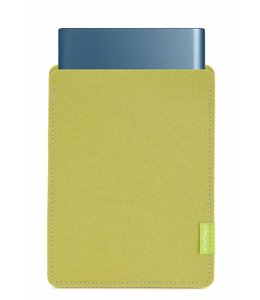 Samsung Portable SSD Sleeve Lime-Green