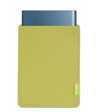 Samsung Portable SSD Sleeve Lindgrün