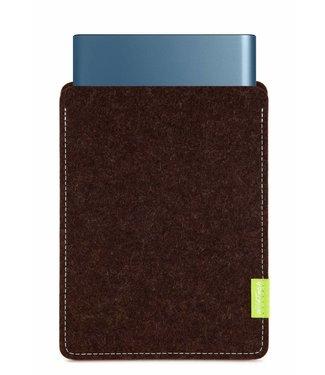 Samsung Portable SSD Sleeve Truffle-Brown