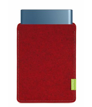 Samsung Portable SSD Sleeve Cherry