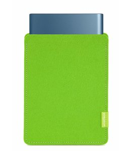 Samsung Portable SSD Sleeve Bright-Green