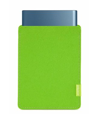 Samsung Portable SSD Sleeve Bright-Green