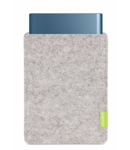 Samsung Portable SSD Sleeve Light-Grey