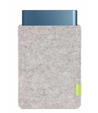 Samsung Portable SSD Sleeve Hellgrau