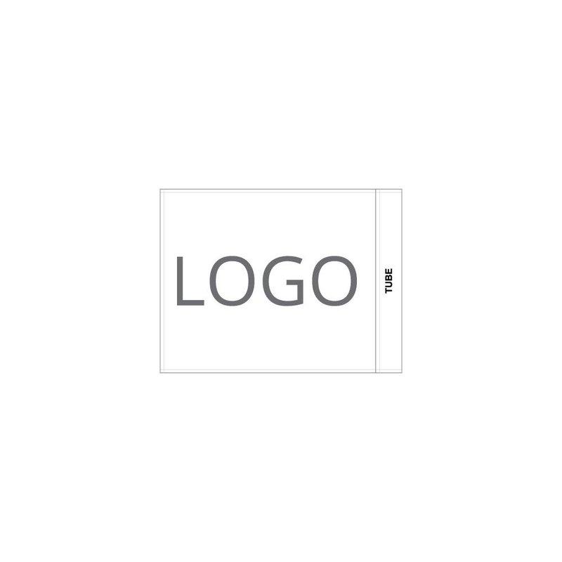 Putting green vlag, logo