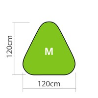 Pop-up Banner Triangle M