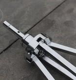 Luxury cross-foot, with bearings