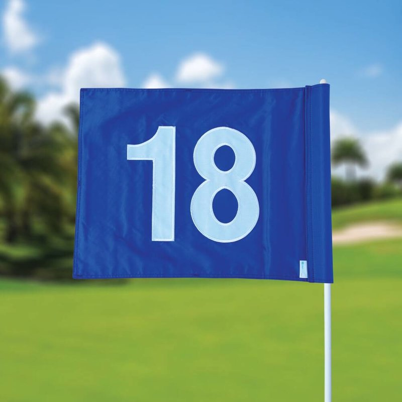 Golfvlag, genummerd