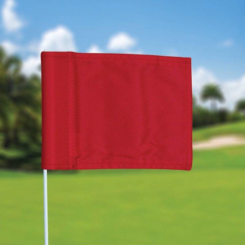 Putting green vlag, effen