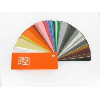 RAL Colours K5 Waaier
