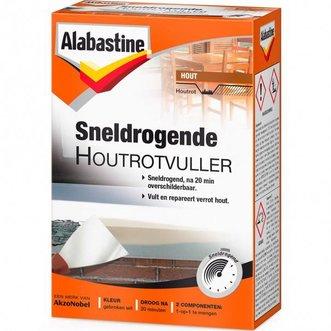 Alabastine Sneldrogende Houtrotvuller 2K