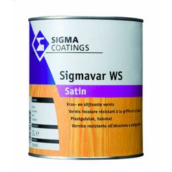 Sigma Coatings Sigmavar WS Satin