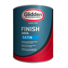 Glidden Aqua Finish Satin