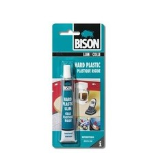 Bison Hard Plasticlijm (25ml)