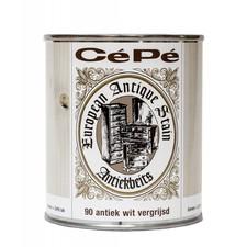 CEPE Antiekbeits 90 Wit vergrijsd
