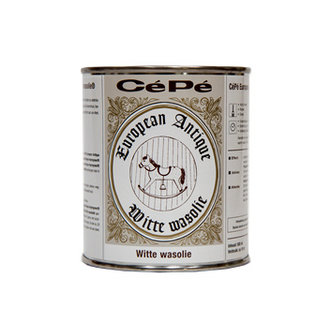 CEPE Antiek Witte Wasolie