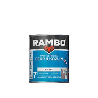 RAMBO Pantserbeits Deur en Kozijn Dekkend HG