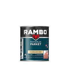 RAMBO Parketlak Transparant