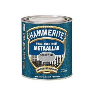 Hammerite Metaallak Structuur