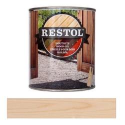 Restol Houtolie Mat Naturel UV Extra