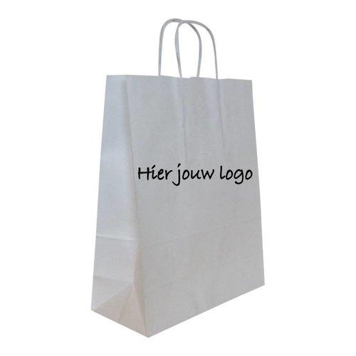 Papieren tassen 26x13x33cm  A4+ formaat