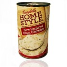 Campbell's Homestyle Clam Chowder BIG (bb10Jun17)