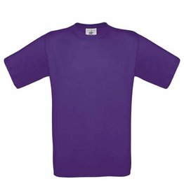 B&C tee-shirt homme exact 150 manches courtes