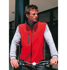 Result gilet softshell homme R123