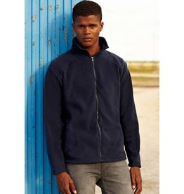 FRUIT OF THE LOOM veste polaire homme 2522C