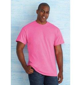GILDAN tee-shirt homme col rond 190gr GI2000 manches courtes