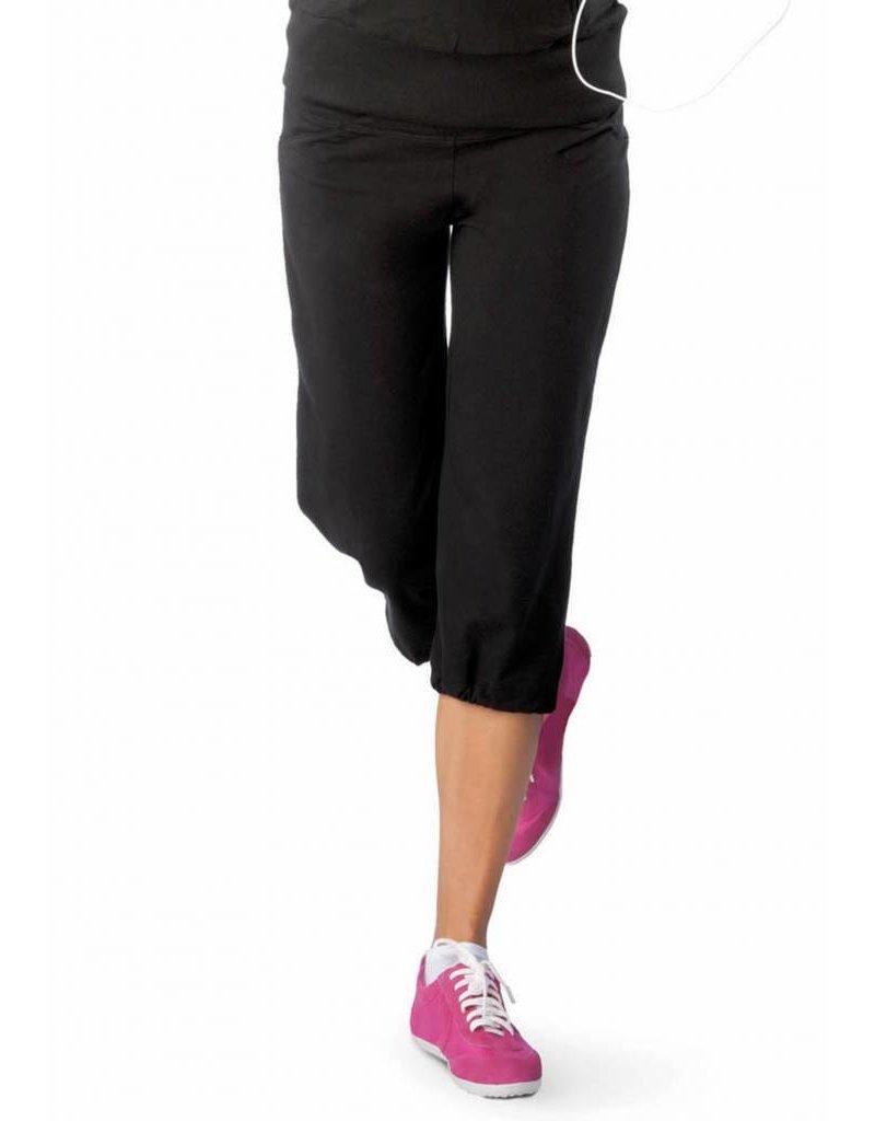 KARIBAN pantacourt femme sport