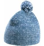 KARIBAN bonnet à pompon