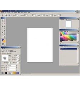 NIBETEX création logo pour sérigraphie par couleur