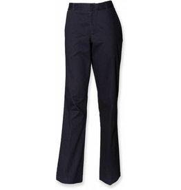 henbury pantalon femme avec traitement teflon