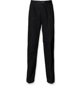 henbury pantalon homme chino