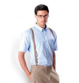 KARIBAN chemise homme oxford K535