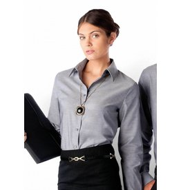 KARIBAN chemise femme oxford K534